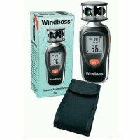 WINDBOSS°  Thermo-Anemometer