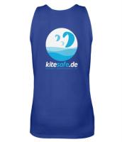 Kitesafe.de Damen Tank Logo