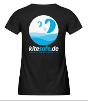 Kitesafe.de 2020 Damen T-Shirt Logo