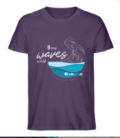 Kitesafe.de 2020 Damen T-Shirt Wave hell