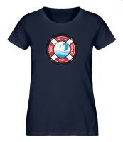 Kitesafe.de 2020 Damen SOS-T-Shirt